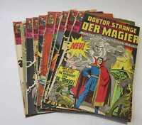 Auswahl: Marvel Williams Verlag Comics - Doktor Strange der Magier