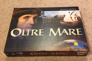 Oltre Mare Board Game Very Good Condition Rare Collectible 100% Complete