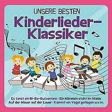 Unsere Besten Kinderlieder-Klassiker von Familie Sonntag | CD | Zustand gut
