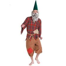 Zwergen Kostüm Herren Zwergenkostüm Zwerg Zwergkostüm 7 Zwerge Gr 48 50 52 54 56