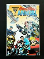 HEAVY HITTERS ANNUAL #1 EPIC COMICS 1993 NM+