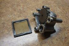 1990 Honda Fourtrax TRX300 TRX 300 4X4 Engine Oil Pump Parts Gear Screen