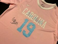 UNC North Carolina CRYSTAL DUNN Signed Special Edition Soccer Jersey USWNT USA