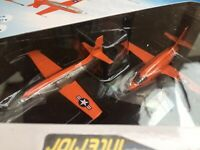 DRAGON 51021 BELL X-1 SUPERSONIC 2 aircraft model set + display stand 1:144th