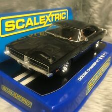 Scalextric 1:32 1969 Dodge Charger R/T Black C3218