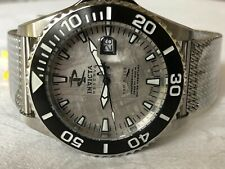 Invicta Reserve Pro Diver Swiss Made Sellita SW200 Automatic Meteorite Watch New