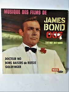 33 tours musique des films JAMES BOND Vogue 1965