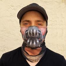Bane polaina del cuello, máscara facial, hecho en los EE. UU.!