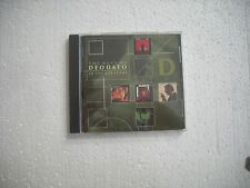 DEODATO EUMIR  /  THE BEST OF in the CTI YEARS - JAPAN CD opened