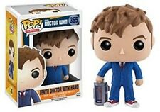 Dr. Who - 10th Doctor Funko Pop! Tv Toy