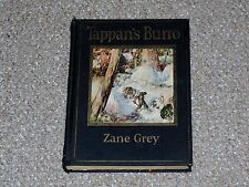 Tappan's Burro Zane Grey 1923 Harper & Brothers HC 1st Edition Illustrated Book