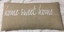 "25""x12"" Grey Goose Down Filled Decorative Throw Pillow"
