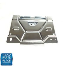 69-72 Pontiac GTO / LeMans & 69 Firebird Rear License Plate Bracket / Gas Door