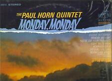 Paul Horn Quintet Monday Monday LSP-3613 Dynagroove NM