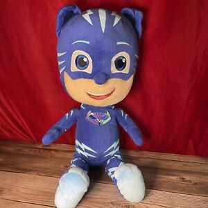 "PJ Masks Blue Catboy Kids 24"" Stuffed Plush Doll Stuff Animal Licensed Product"