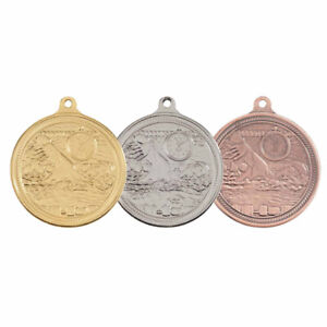 Endurance SWIMMING 50mm medal - FREE ENGRAVING RIBBON & ukP&P event competition