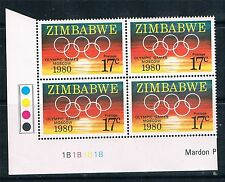 Mint Never Hinged/MNH Zimbabwean Stamps (1965-Now)