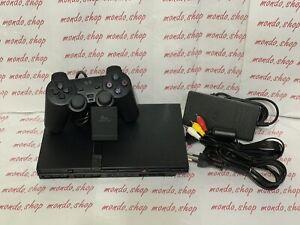 ps2 slim console play station 1 controller memory 8mb funzionante e completa