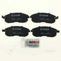 Bosch QuietCast Premium Ceramic Disc Brake Pad Set BC815 for 07-12 Altima -FRONT