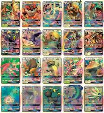 NEW Pokemon Sun and moon TCG 20Pcs/Set Card Lot Rare COM/UNC EX Mega Or Full Ar