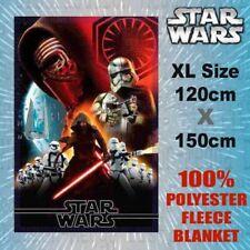 Officiel Star Wars Souple Polaire Couverture Polaire, Lit/Canapé Throw Taille XL 120 x 150 cm