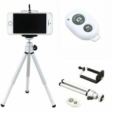 Tripod Stand Holder Remote Control For Mobile Phone Samsung iPhone