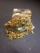 1 Gram Gold Leave Flakes *Beautiful Huge Flakes*