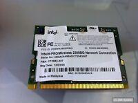 AMILO 1840D Ersatzteil: C72983-007 Intel Wireless 2200BG Mini PCI Wlan Adapter