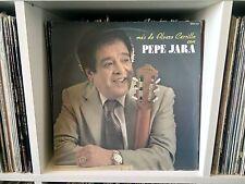 PEPE JARA | Mas de Alvaro carrillo | Que sea para mi - Condenala | LP EX