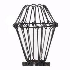 Revêtement Poudre Noir Câble Cage pour inspection trouble pendentif