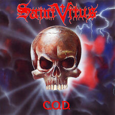Saint Vitus-C.O.D. (NEW * US Doom Classic RERELEASE + 2 BONUS * COUNT RAVEN)