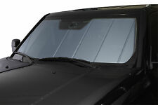 Custom Heat Shield Car Sun Shade Fits 2005 thru 2012 Nissan Pathfinder Blue