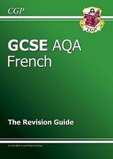 GCSE French AQA Revision Guide By Richard Parsons BRAND NEW (free p&p)