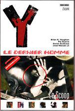 Y  LE DERNIER HOMME   N° 7   SEMIC  BOOKS