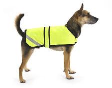 REFLECTIVE DOG COATS High Visibility Jackets Hi Vis Fluorescent Night Walking