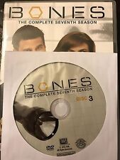 Bones - Season 7, Disc 3 REPLACEMENT DISC (not full season)