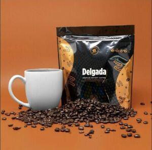 💥BIG SALE💥DELGADA Weight Loss Slimming Coffee - 28 Servings. Drink & Shrink⚡