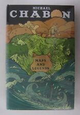 Michael Chabon ~ Maps and Legends ~ McSweeney's ~ Hardcover ~ Sealed ~ 2008