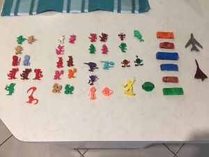 R & L Kellogg's Cereal Toys Plus Others