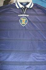 SCOTLAND S/S Football Shirt  size XXL . UMBRO   FREE UK P+P ....................