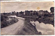 CP 80 Somme - Ham - Le Canal et les ruines du Château