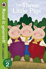 The Three Little Pigs -Read it yourself with Ladybird: Level 2 by Penguin Books Ltd (Paperback, 2013)