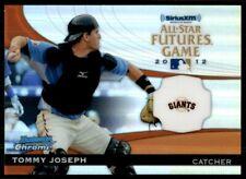 2012 Bowman Chrome Futures Game Tommy Joseph San Francisco Giants #FG-TJ