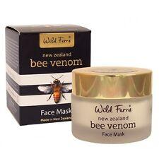 New Wild Ferns Bee Venom Face Mask with Active Manuka Honey 50g