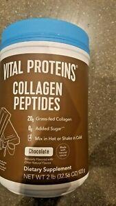 VITAL PROTEINS COLLAGEN PEPTIDES CHOCOLATE , 24.0 OZ. DIETARY SUPPLEMENT