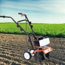 Benzin Gartenfräse 52ccm Gartenhacke Motorhacke Bodenfräse Kultivator Fräse