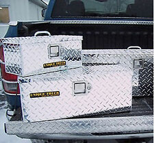"Diamond Plate Truck Toolbox 32"" Tote"