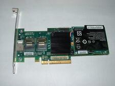 LSI MR SAS 8708EM2 MegaRAID PCIe SAS SATA RAID Card w/Cables