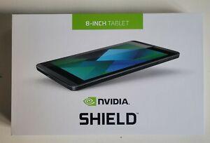 "New Sealed NVIDIA Shield K1 8"" 16GB, Wi-Fi Tablet + Cover Bundle"