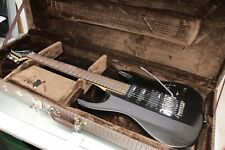 E Gitarre Aria Pro II Magna Series mit Floyd Rose und Koffer